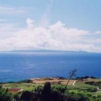 琴平神社から沖縄本島